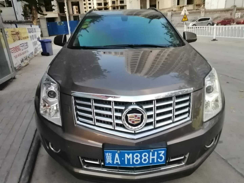凯迪拉克SRX(进口) 二手车市场选瑞诚